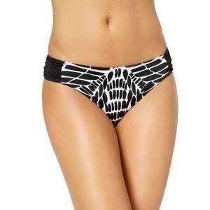 Bar III Side-Cinch Hipster Bottoms Women Swimsuit
